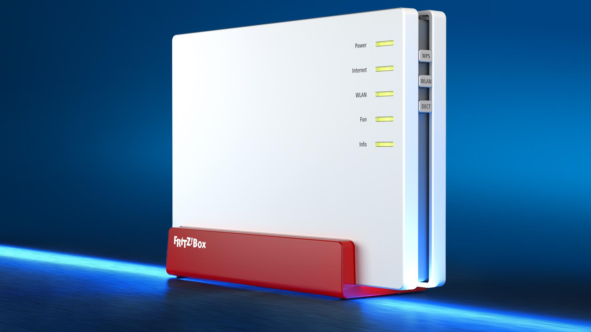 Viele neue FRITZ!-Highlights für schnelles Internet und smarten ...